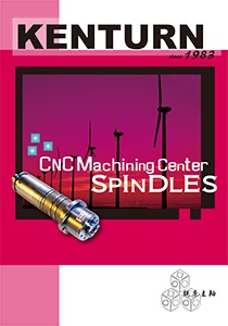 CNC Machining Center Spindles