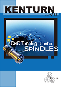 CNC Turning Center Spindles
